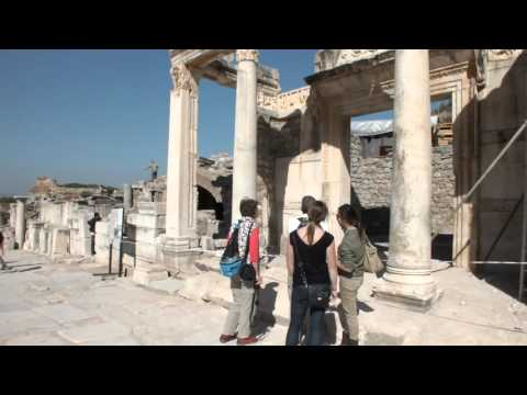what was the library of celsus used for