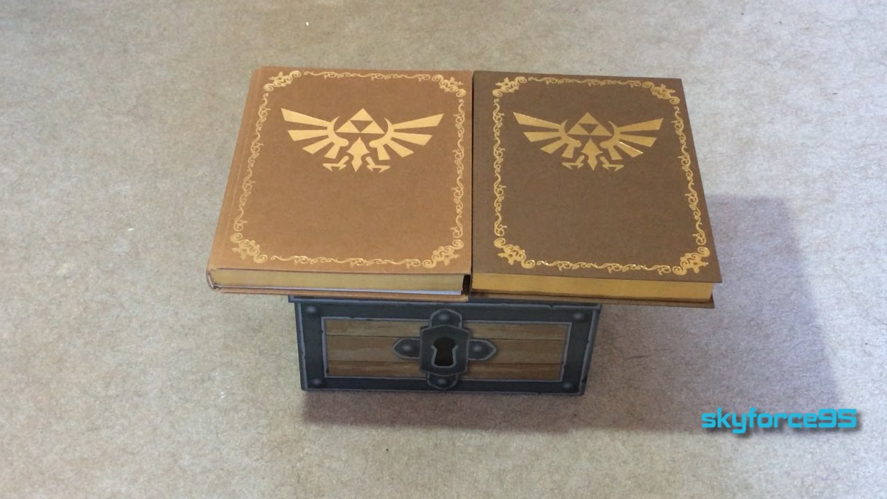 the loz twilight princess collector s guide unboxing comparison rh youtube com twilight princess hd prima guide twilight princess hd prima guide