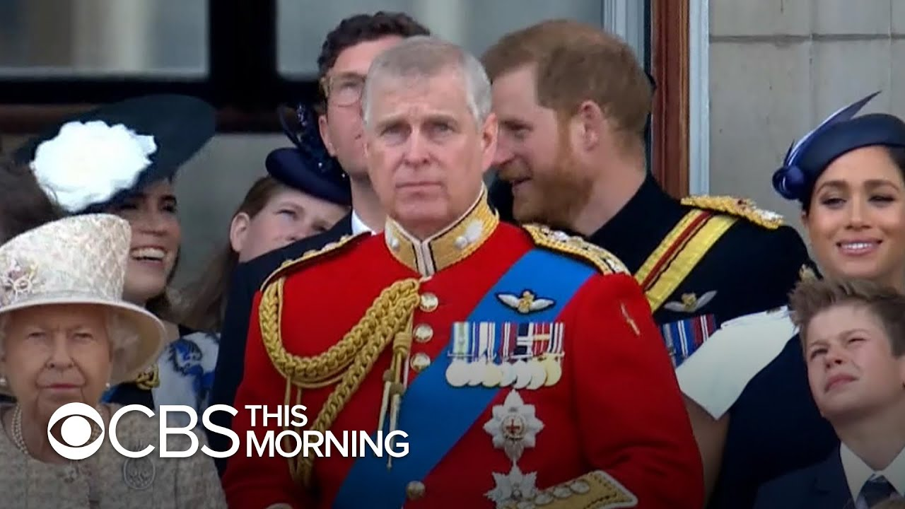 Prosecutors formally request to talk with Prince Andrew in Epstein ...