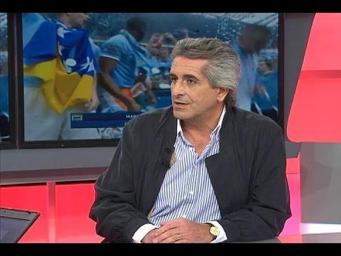 "Hermano de Manuel Pellegrini ahondó en la trayectoria del ""Ingeniero"""
