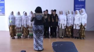 Indonesia Jaya - SMANSACHOIR (Paduan Suara SMAN 1 Kuningan) Lomba Padus @CIC