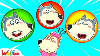 Wolfoo, Is Lucy Want to Be Like Mommy or Daddy? - Kids Stories About Wolfoo Family | Wolfoo Channel