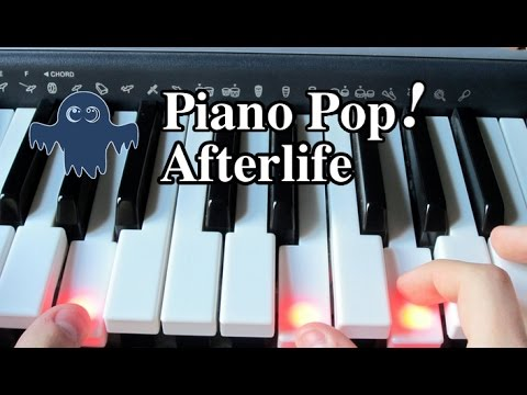 Afterlife Piano Lesson Ingrid Michaelson Easy Piano Tutorial