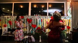 Поздравление родителей в день свадьбы.Слова песни мной изменены