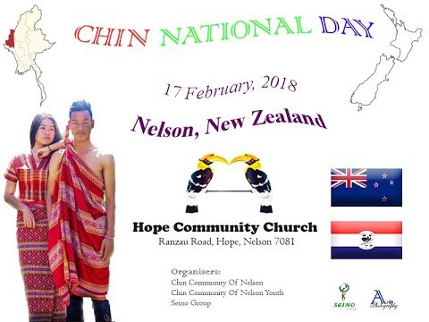 70th CHIN NATIONAL DAY - Nelson, New Zealand