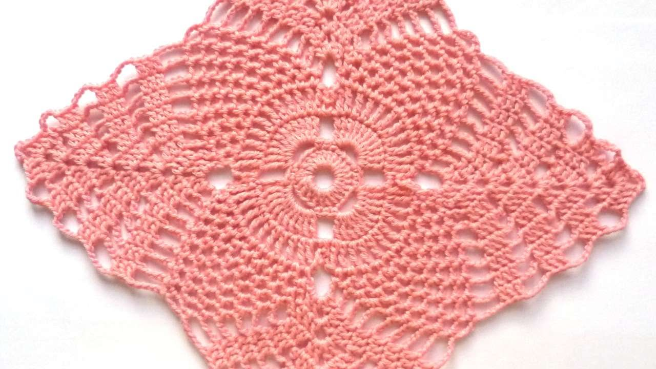 How To Make A Beautiful Crochet Doily - DIY Tutorial - Guidecentral ...