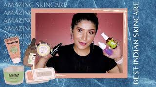 Indian Skincare That Is Better Than International Brands |Best Indian Skincare| Part 2 | Shreya Jain