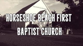 SCP 2558 Horseshoe Beach First Baptist Church Relocated