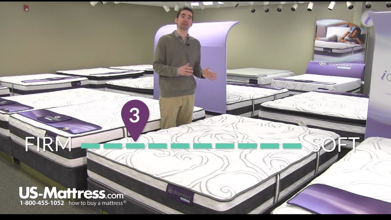 serta icomfort hybrid applause ii firm mattress expert review youtube