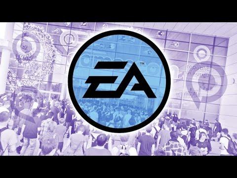 Gamescom 2016: Konference Electronic Arts [CZ]