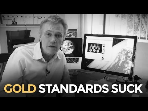 Mike Maloney: Gold Standards Suck