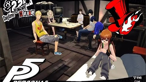 Gamers react to the Founder of Medjed   Persona 5