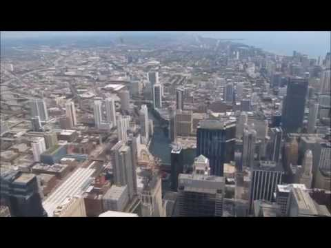 Willis tower-Chicago-One minute guide