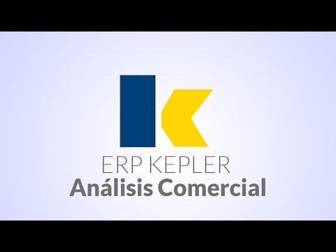 Análisis comercial ERP KEPLER