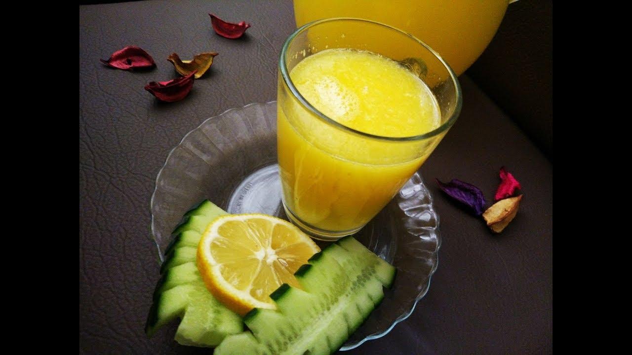 Ev yapimi limonata 2 portakal+1 limon ile / çok kolay tarifler