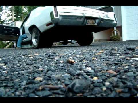 1971 Monte Carlo: Exhaust Manifold vs Headers