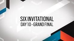 Rainbow Six: Six Invitational 2020 – Grand Finals – Day 10
