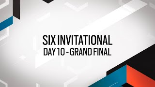 Rainbow Six: Six Invitational 2020 - Grand Finals - Day 10
