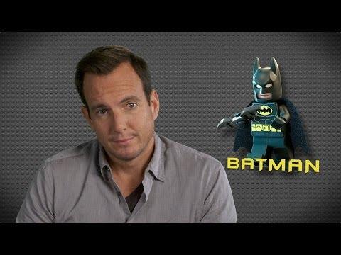 The LEGO Movie - Will Arnett is Batman [HD]