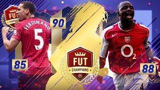 FUT CHAMPIONS | VAMOS CON LA ( PALMERA GULLIT) | FIFA 18