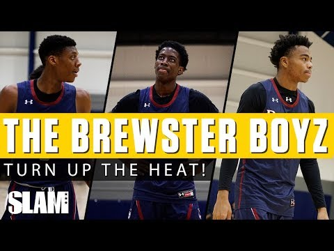 Jalen Lecque and the Brewster Boyz Turn Up the Heat! 🔥