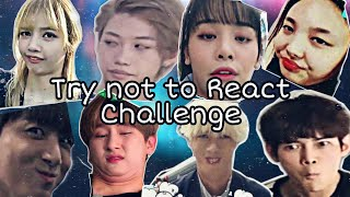 K-Pop Try not to React Challenge