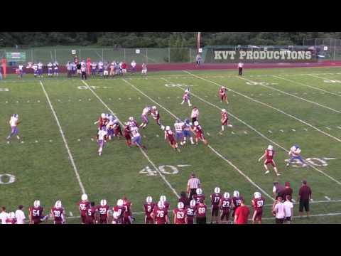 Greensburg Central Catholic Football vs Westinghouse Highlight Video 8-26-16