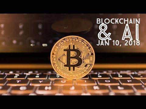 Blockchain & AI Jan 10, 2018