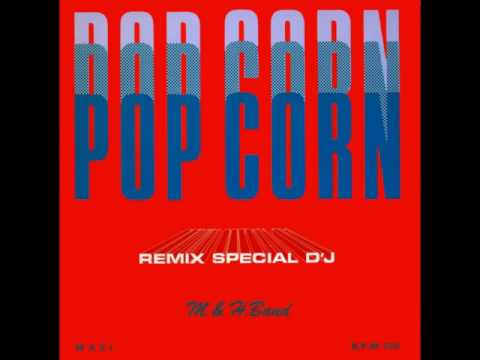 M&H Band - Pop Corn (Remix Version 87 Special D'J)