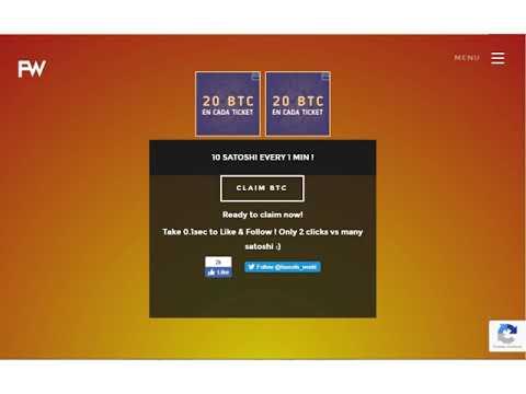GANA 43200 SATOSHIS DIARIO CON FAUCETPIG + FAUCET WORLD
