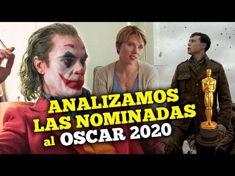 Analizamos Las Nominadas A Los Premios Óscar 2020