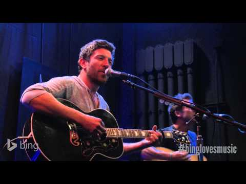 Brett Eldredge -- Beat of the Music (Bing Lounge)