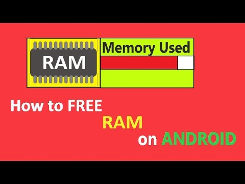 How to FREE RAM on ANDROID Devices || NO ROOT ||