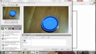 LabView Programa Basico de Vision 1/4 color