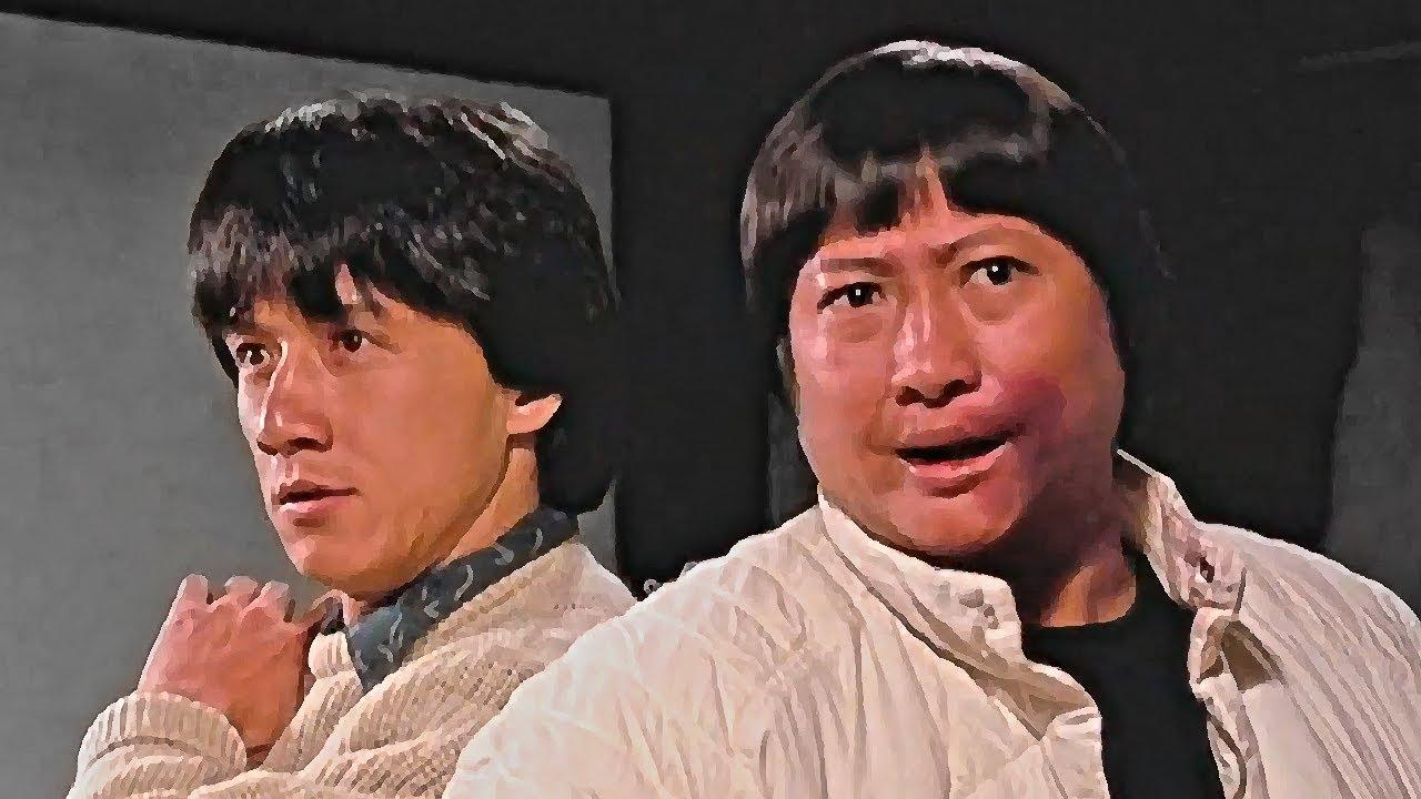 Фильм команда джеки чан фильмы с джеки чаном мистер крутой