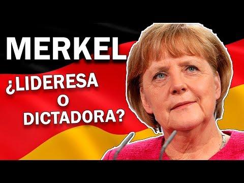 Angela Merkel : La mujer más poderosa del mundo