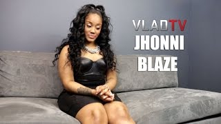 Jhonni Blaze: I'm Getting Lipo to Speed Up My Weight Loss