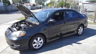 SOLD 2008 Toyota Corolla S 89K Miles VVTI Meticulous Motors Inc Florida For Sale