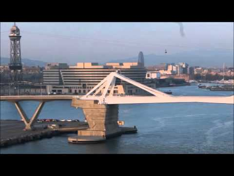 Barcelona Cruise Port Walk from Cruise Port to La Rambla?  MSC Preziosa
