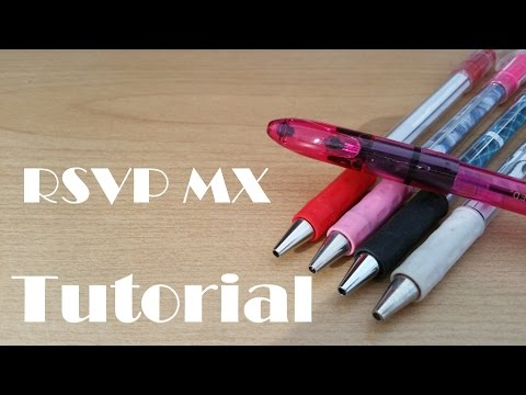 Pen Modding | RSVP MX Tutorial