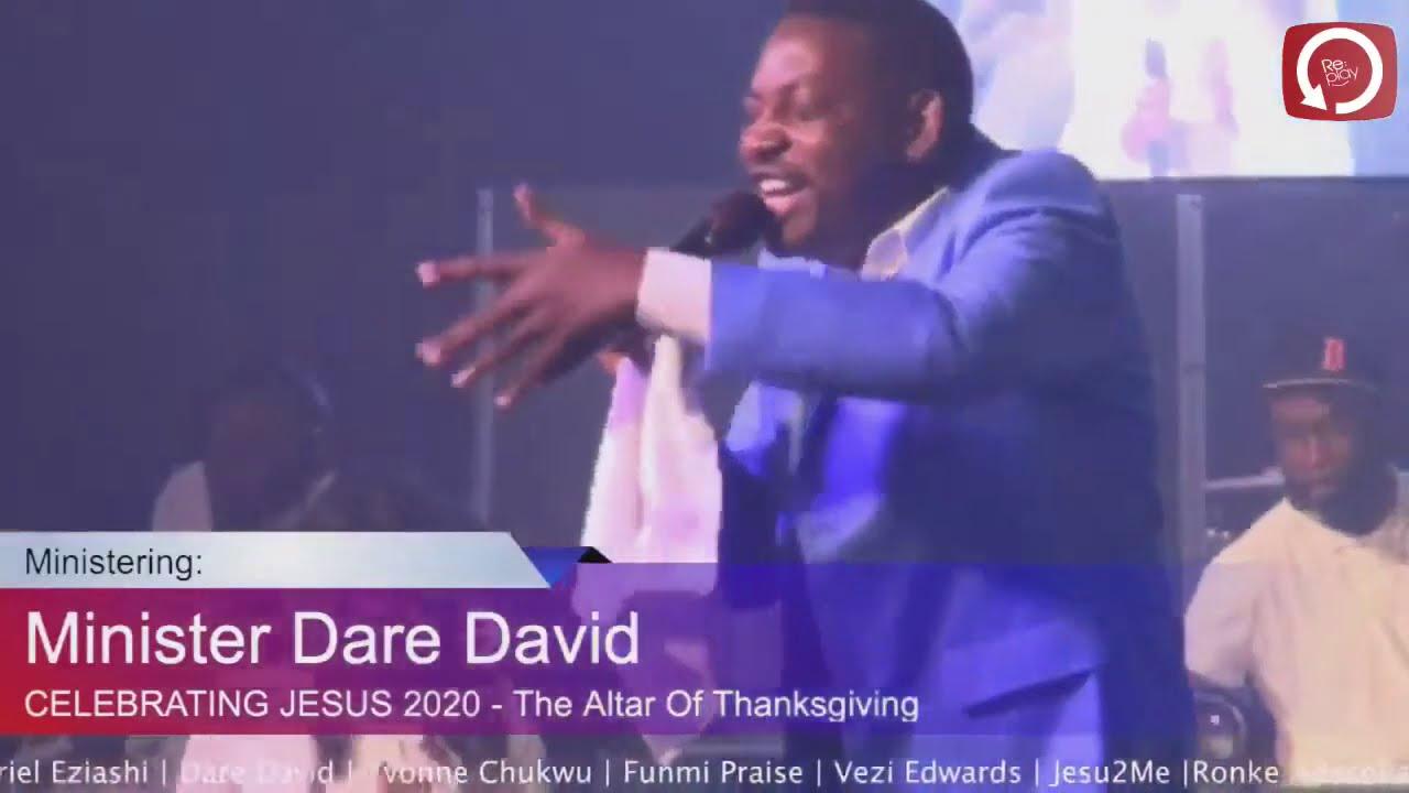 Download DARE DAVID WORSHIP | CELEBRATING JESUS 2020