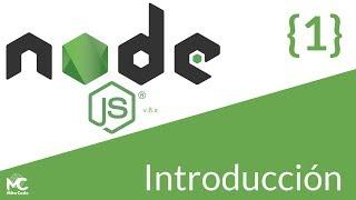 Node.js Tutorial - 1 Introducción