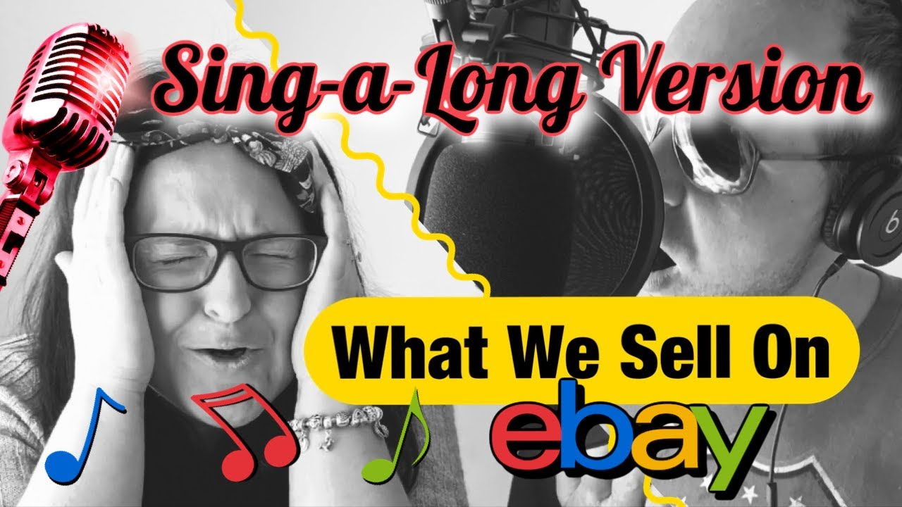 What We Sell On Ebay Parody Ebay Cover Song Weird Al Yankovic Backstreet Boys Youtube