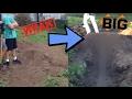 Secret Dirt Jumps #4 - From weak to big