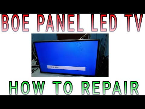 BOE COMPANY LED TV PANEL ,HV320WHB-N80 PANEL MODEL NUMBER HOW TO REPAIR