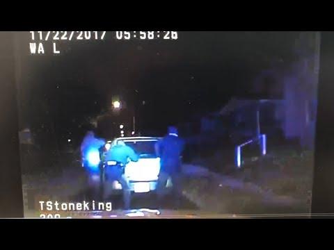 Columbus Police Shot At While On Traffic Stop