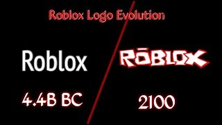 Roblox Logo Evolution S2 Combined (V2)