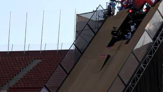 X Games 16: Andy Buckworth  BMX Big Air