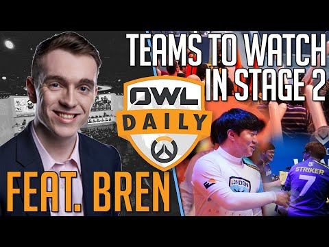 Teams to watch in Stage 2 feat. Bren