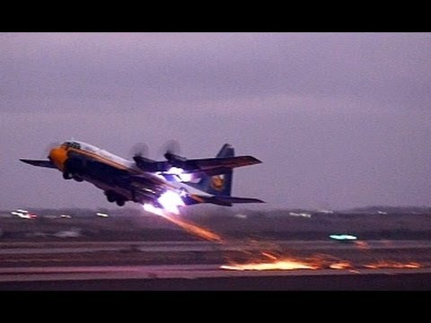 "Fat Albert ""JATO"" Take-Off 2009"